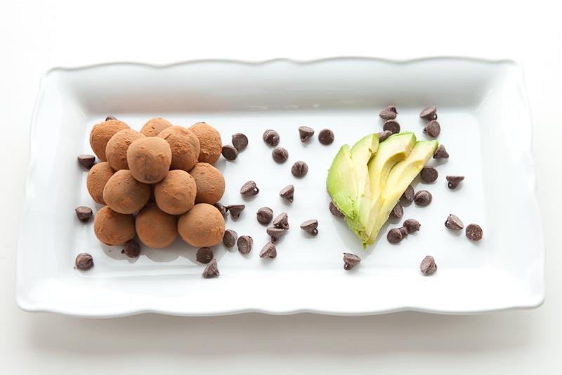 Chocolate Avocado Truffles - via teacher-chef.com-7473