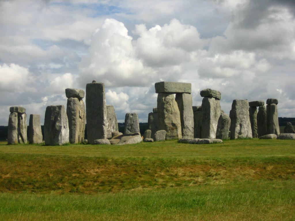 英國巨石陣