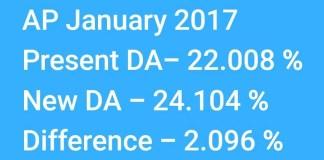 AP January 2017 New DA 2.096%, Download-24.104% Table