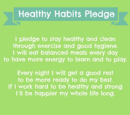 4 Tips on Encouraging Healthy Habits for Kids Teacher