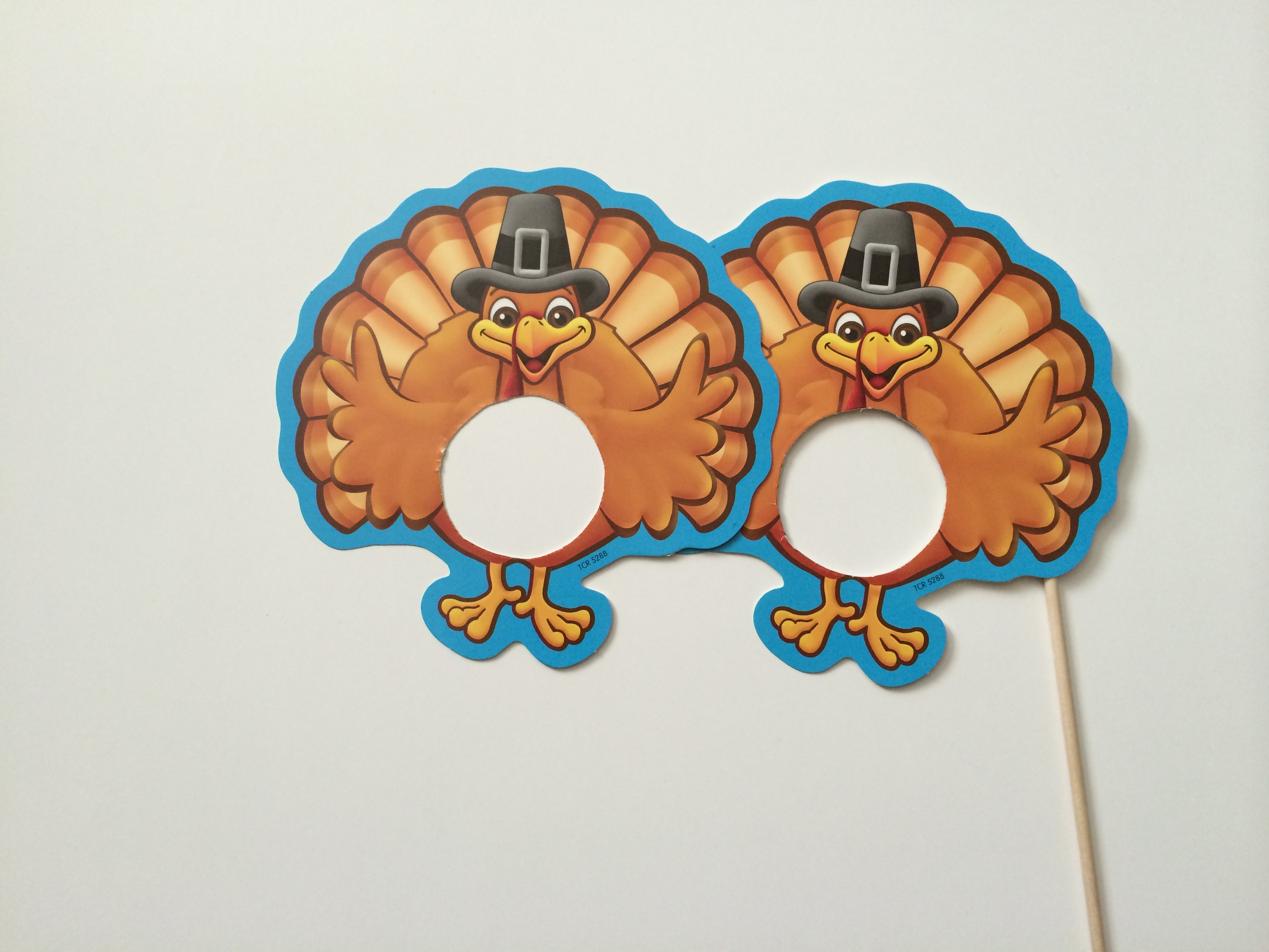 Thanksgiving Photo Booth Props for the Classroom  Free