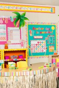 Tropical Punch  Classroom Decorations | Teacher Created ...