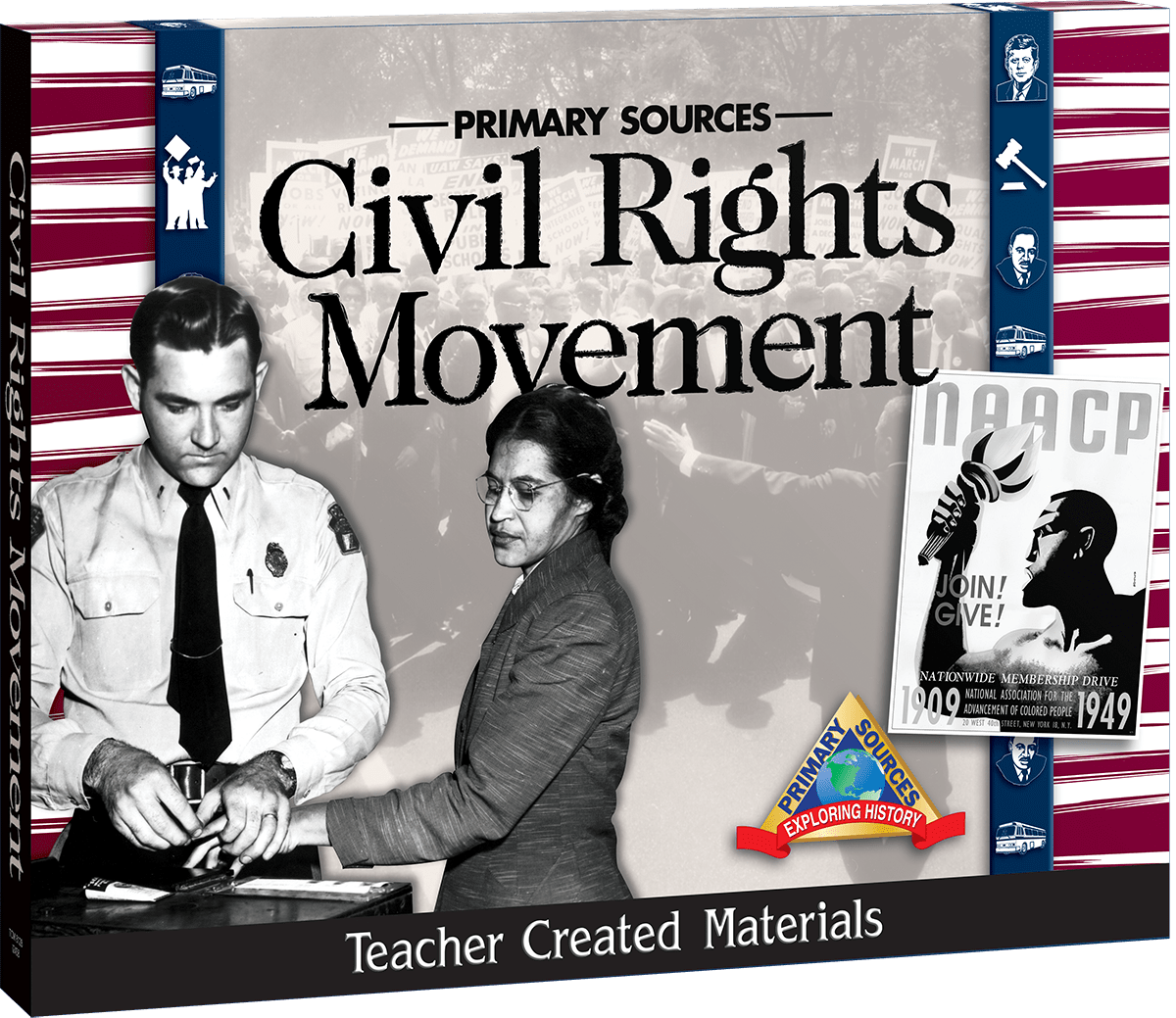 Primary Sources Civil Rights Movement Kit