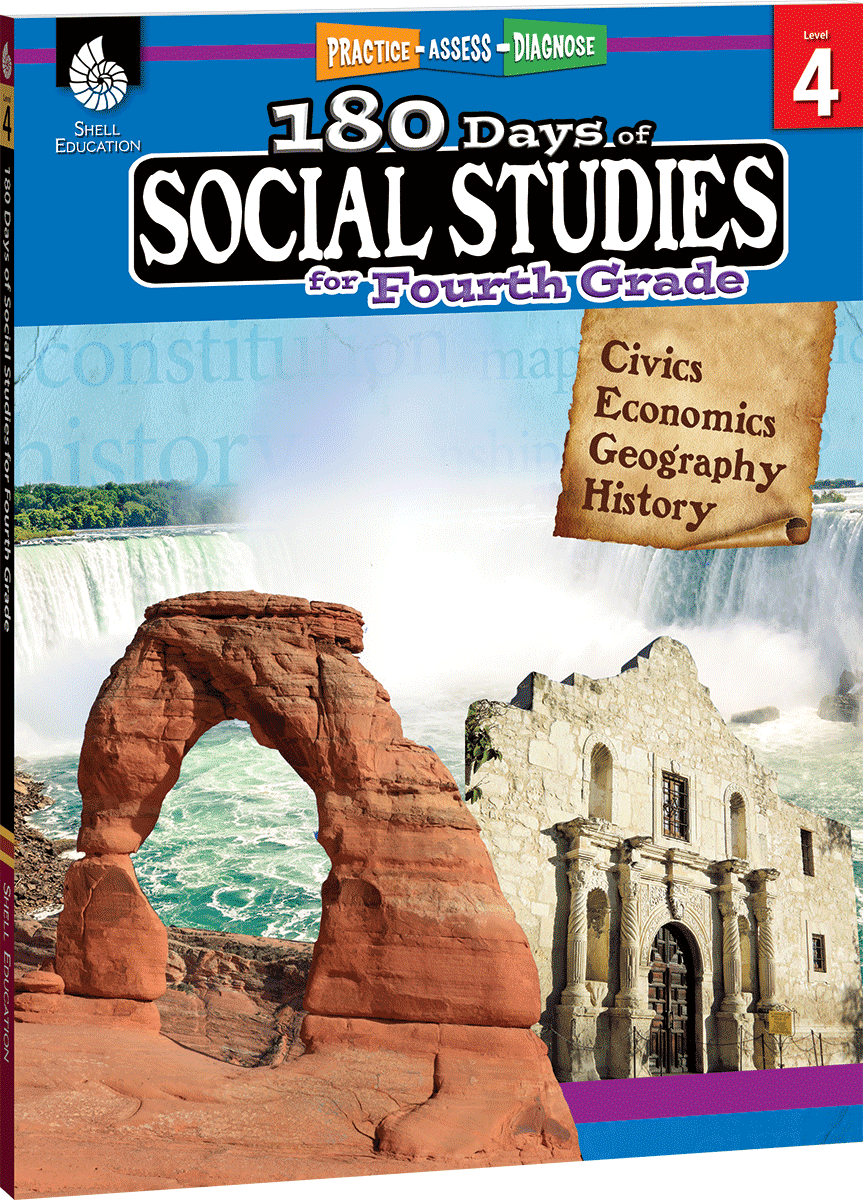 hight resolution of 180 Days of Social Studies for Fourth Grade   Teacher Created Materials