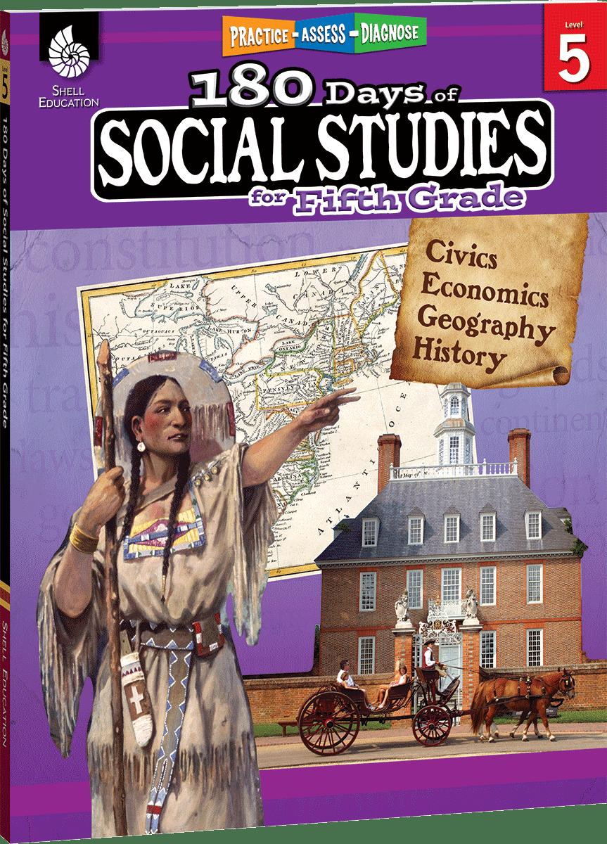 medium resolution of 180 Days of Social Studies for Fifth Grade   Teacher Created Materials