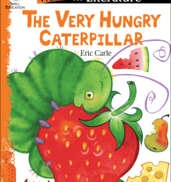 The Very Hungry Caterpillar: An Instructional Guide for Literature    Teacher Created Materials [ 3300 x 2550 Pixel ]