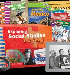 Exploring Social Studies: Texas Edition Grade 2 Bundle   Teacher Created  Materials [ 900 x 1200 Pixel ]
