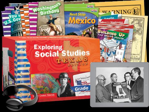 small resolution of Exploring Social Studies: Texas Edition Grade 2 Bundle   Teacher Created  Materials