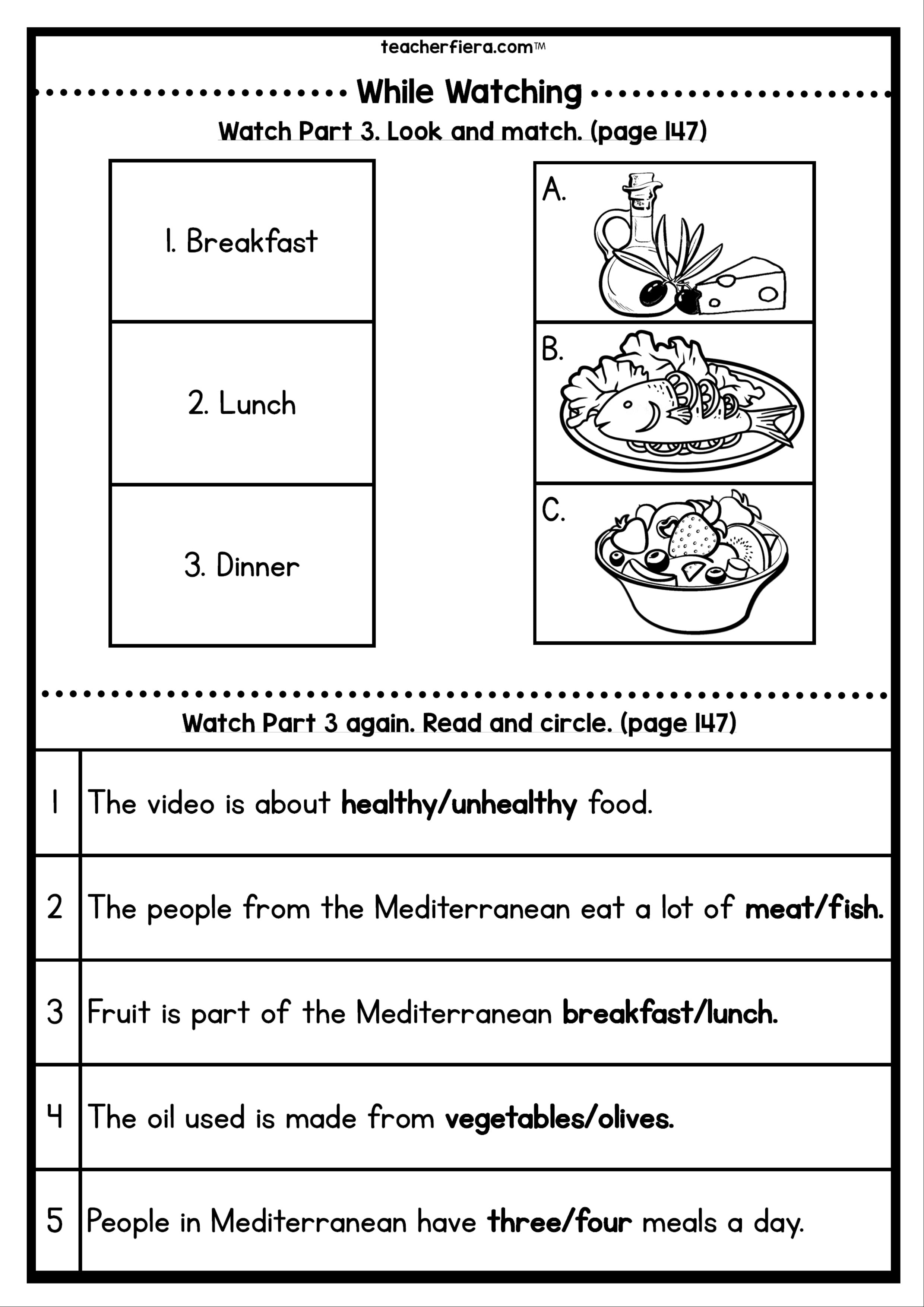 Year 4 Supporting Materials Based On The Main