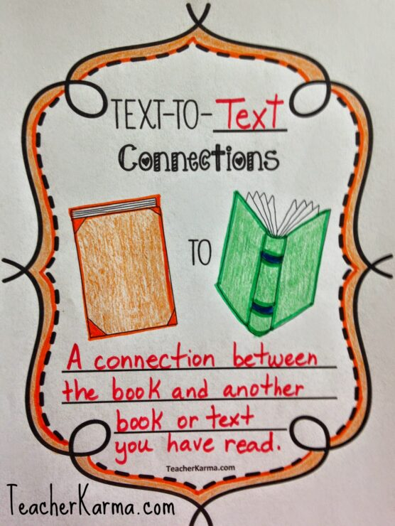 Improve Student S Comprehension Text Connections And