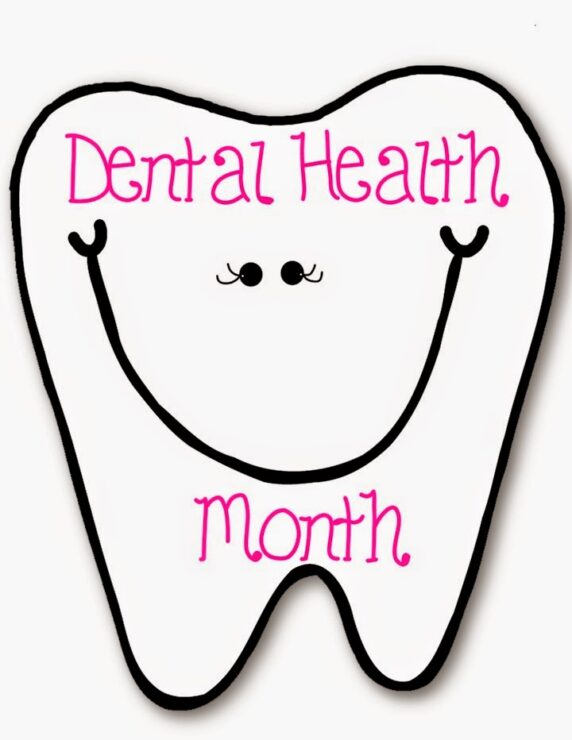 Freebie Dental Health Fun Clip Art
