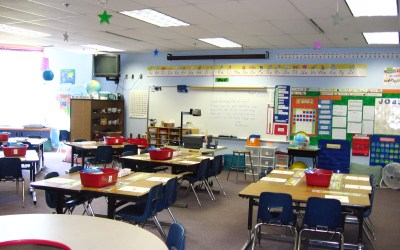 How to build our classroom, our community