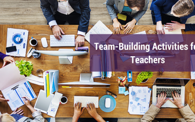 Team building for teachers