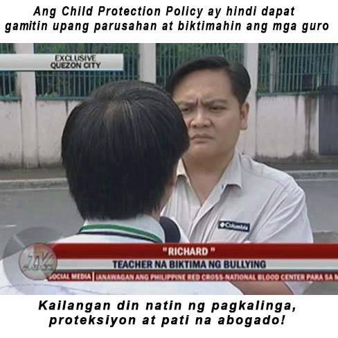 Child Protection Policy DepEd