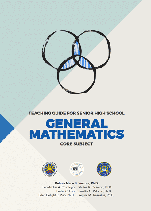 Senior High School SHS Teaching Guides General Mathematics