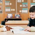 A teacher building parent teacher relationships.