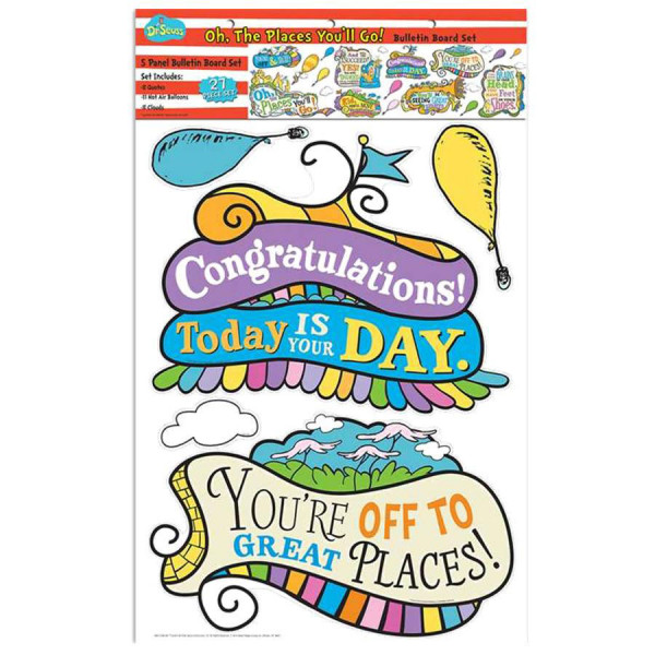 quotes dr seuss oh the places youll go