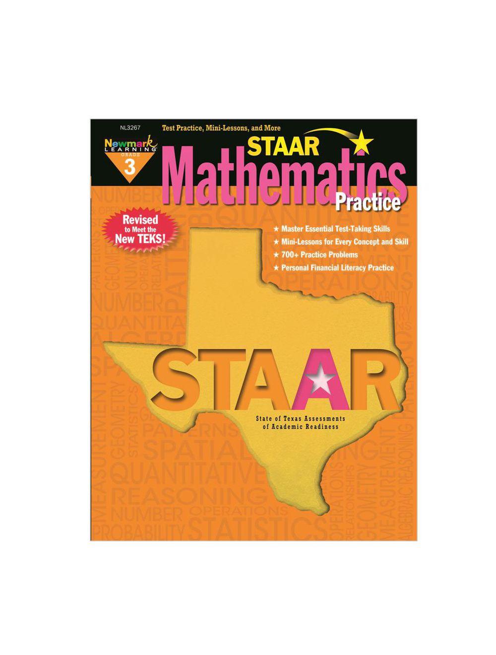 hight resolution of STAAR Math Practice Grade 3