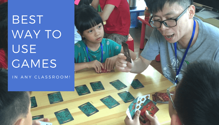 Best Ways Use Games in any Classroom
