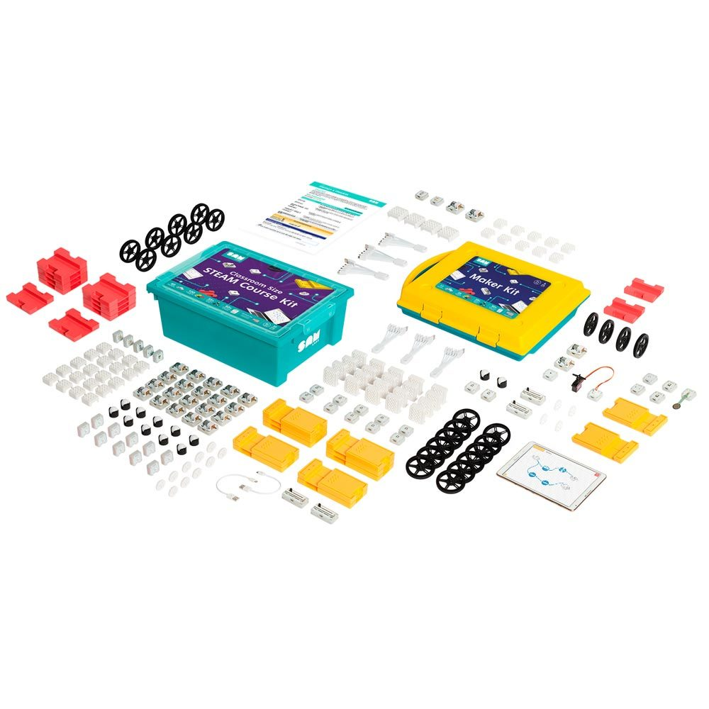 hight resolution of sam maker kit bundle