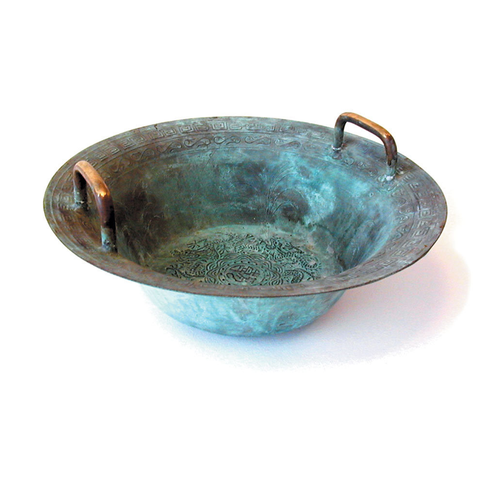 chinese spouting bowl
