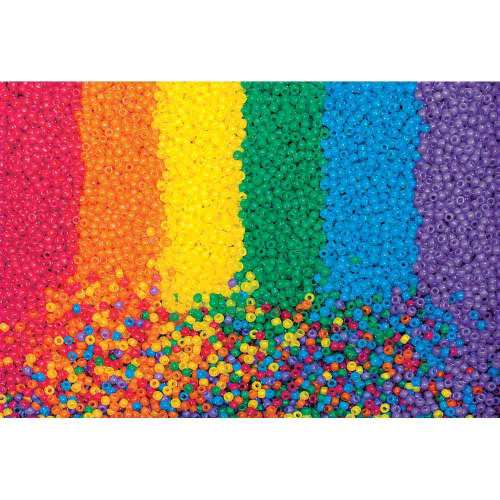small resolution of ultraviolet detecting beads