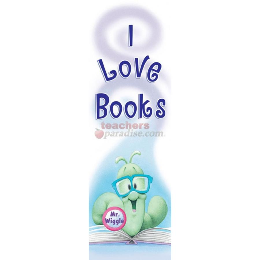 mr wiggle bookmark bookmarks