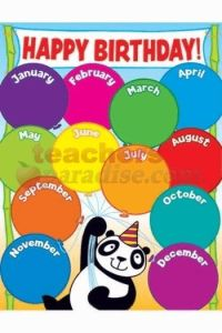 Panda Theme Classroom Decor