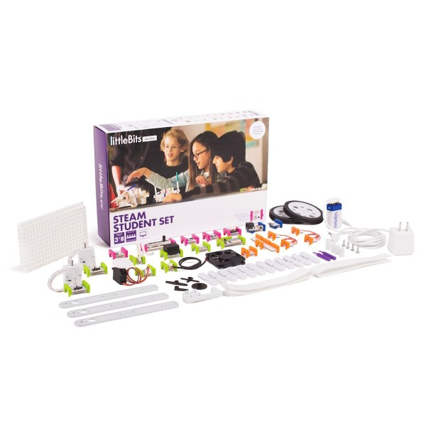 Littlebits Steam Student Kit Educational Resources And
