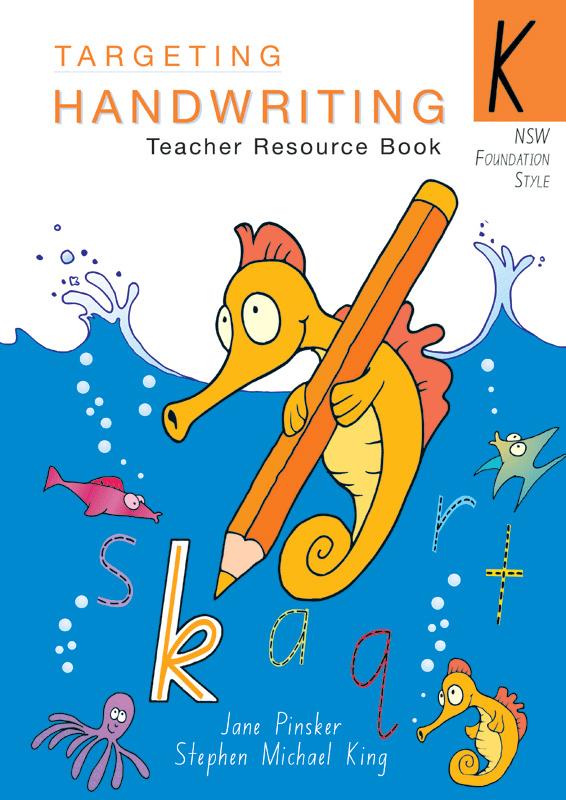 Targeting Handwriting NSW Teacher Resource Book Year 2