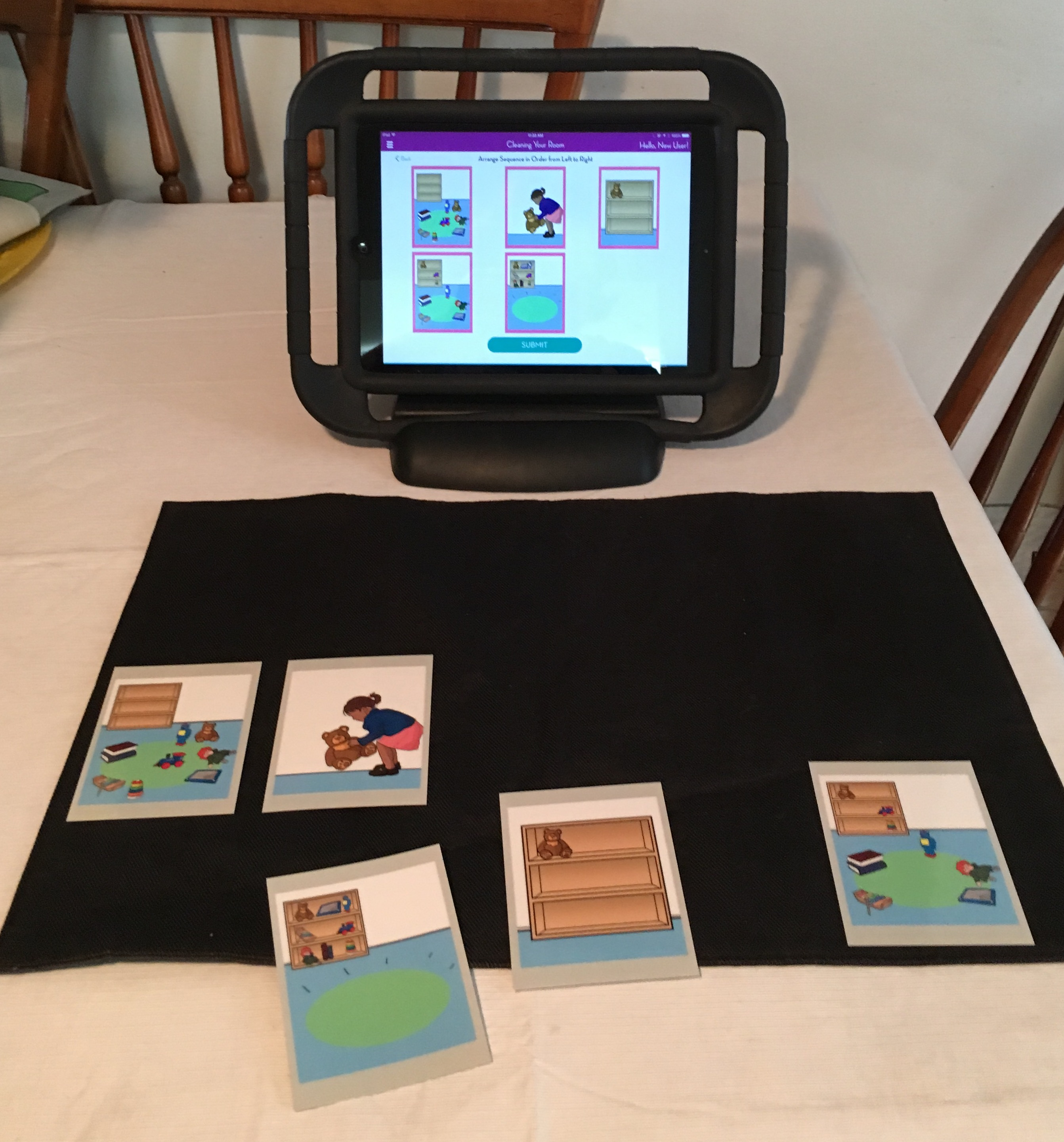 Stepbystep Sequencing And Assessment For Adults And Kids