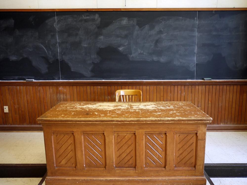 Make Your Teacher Desk Redundant