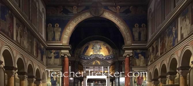 Zurich, Switzerland – Self Guided Walking Tour Part 4: Churches Outside of Zurich's Old Town (Alstadt)
