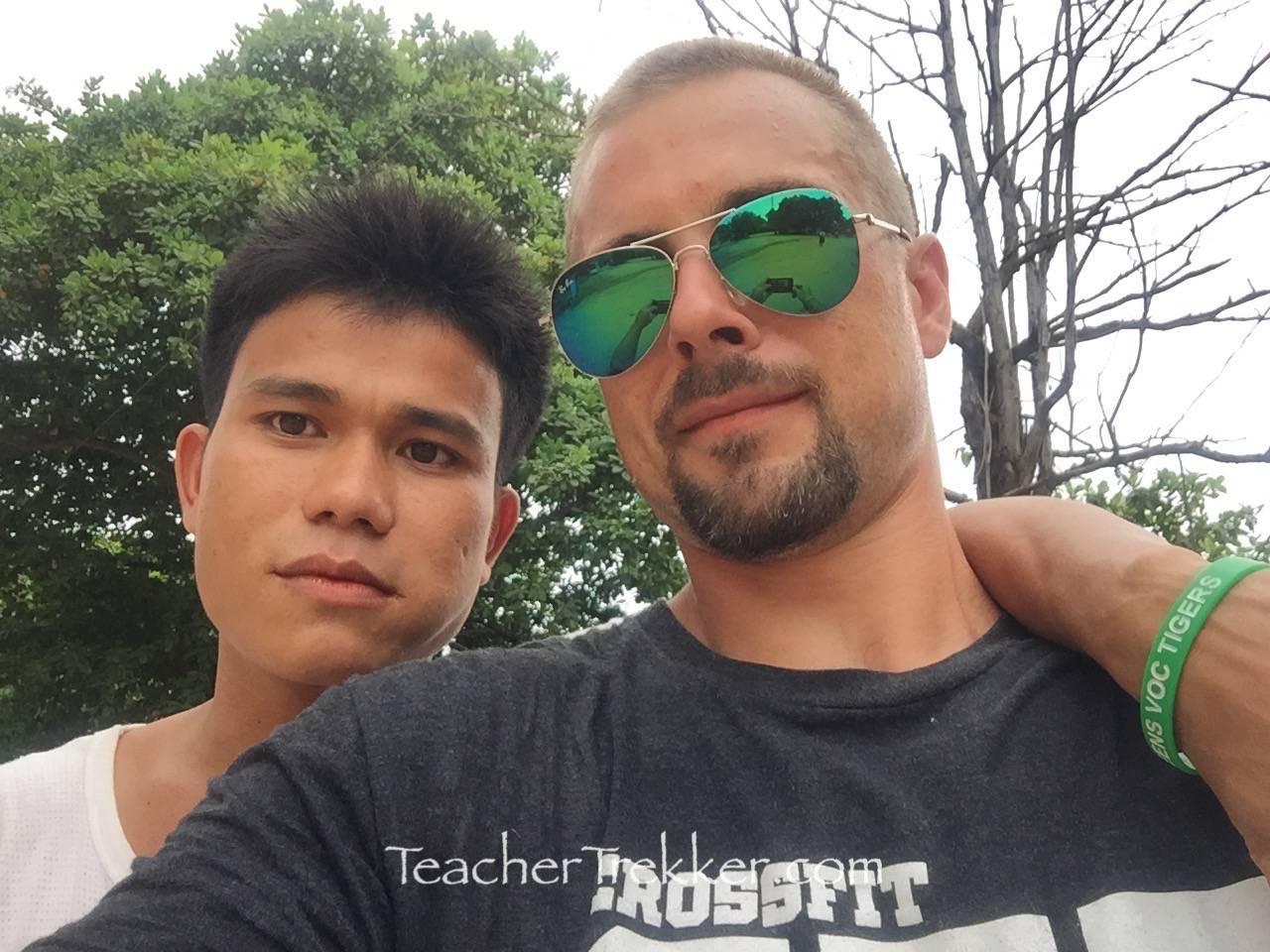 Myanmar - Adventures in Betel Nut - Teacher Trekker