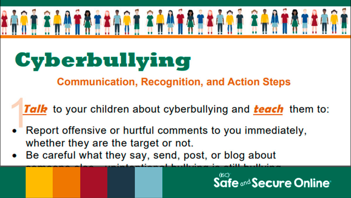 hight resolution of Cyberbullying: Communication