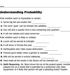 Understanding Probability - TeacherVision [ 1000 x 1200 Pixel ]
