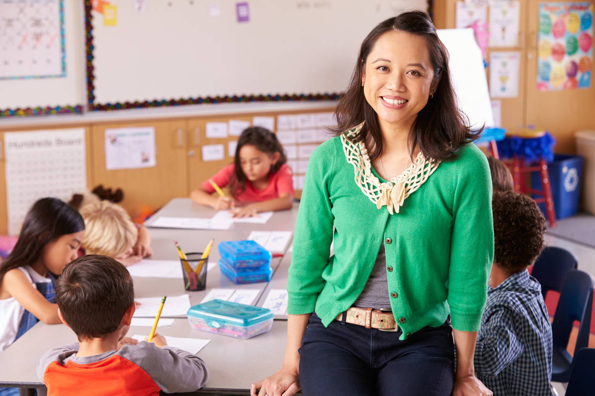 6 Ways To Deal With Your First Year Of Teaching