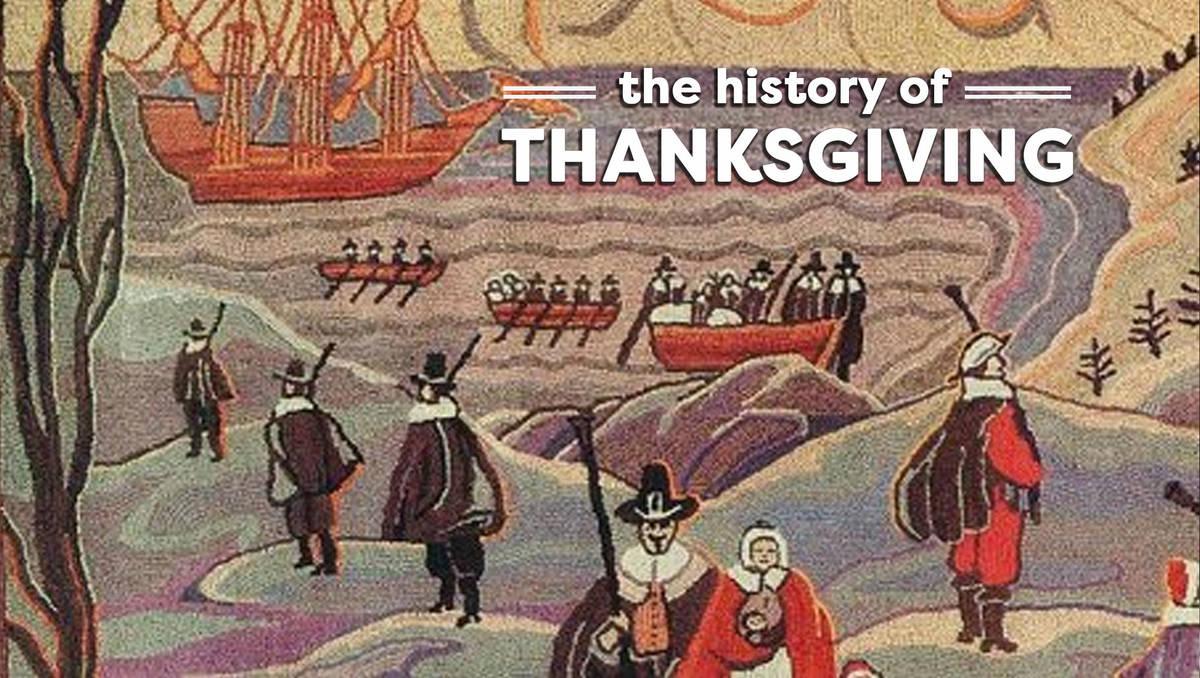 hight resolution of History of Thanksgiving – Videos \u0026 Activities - TeacherVision