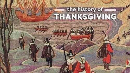 small resolution of History of Thanksgiving – Videos \u0026 Activities - TeacherVision