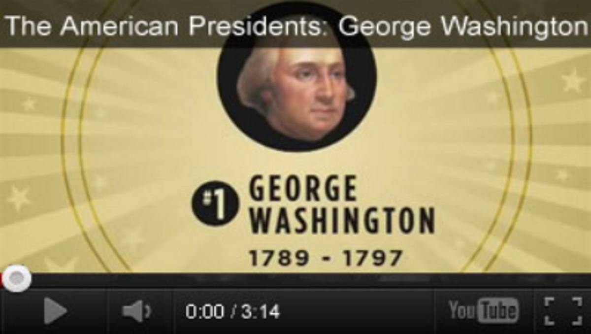 hight resolution of George Washington Videos \u0026 Activities for Presidents' Day - TeacherVision