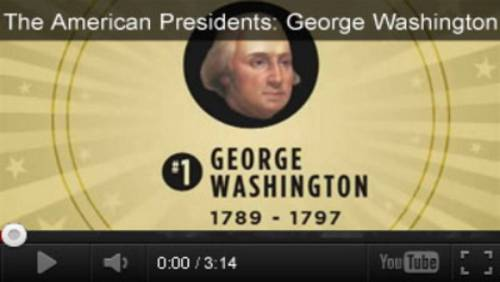 small resolution of George Washington Videos \u0026 Activities for Presidents' Day - TeacherVision