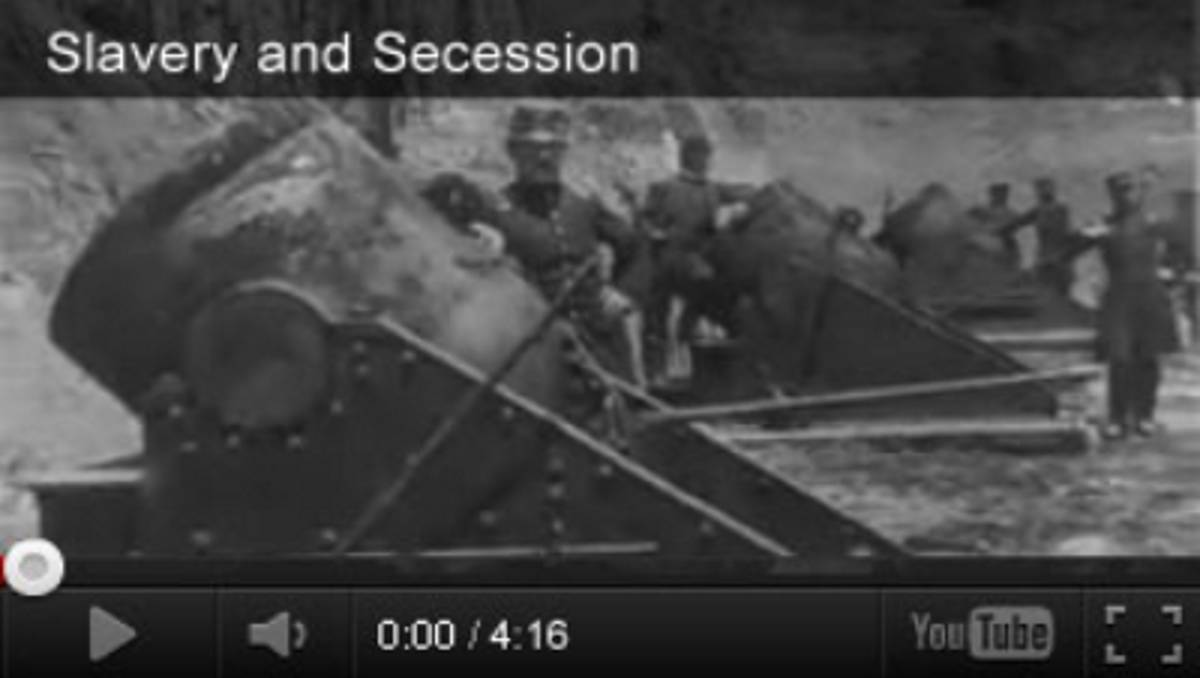 hight resolution of Slavery \u0026 The Civil War – Videos \u0026 Activities - TeacherVision