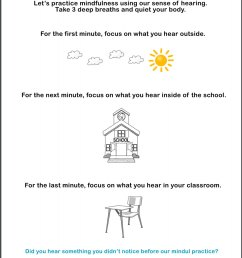 Three Minute Mindful Listening - TeacherVision [ 1164 x 910 Pixel ]