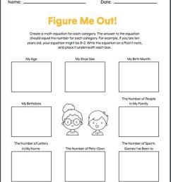 Figure Me Out Icebreaker - TeacherVision [ 1271 x 1000 Pixel ]