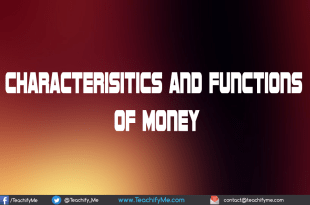 Characteristics-And-Functions-of-Money