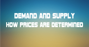 Demand-And-Supply---How-Prices-Are-Determined