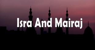 Isra and Mairaj