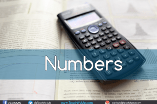 Numbers-3