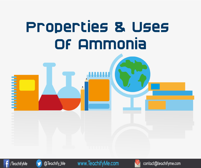 Properties And Uses Of Ammonia