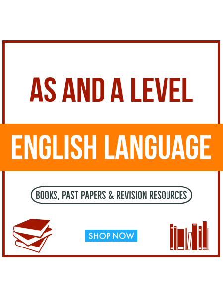 AS & A Level English Language